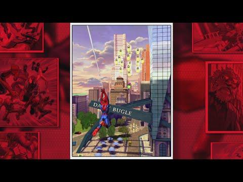 Spider-Man Unlimited – Comic-Con Trailer