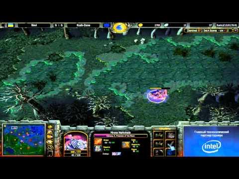 Navi vs Rush-Zone @ ICSC 8 Game 1