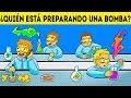 11 ACERTIJOS Y TESTS PARA POTENCIAR TU LÓGICA
