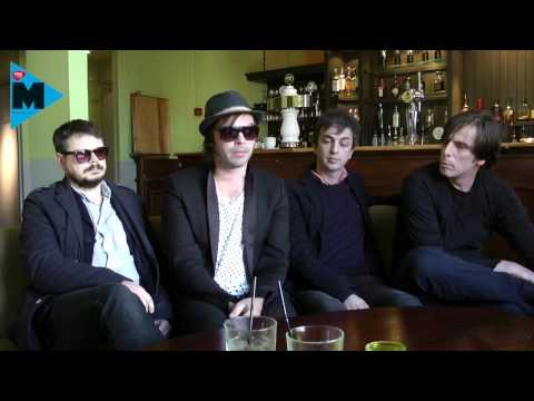Supergrass interview October 2012