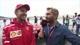 F1: LIVE at the 2019 German Grand Prix
