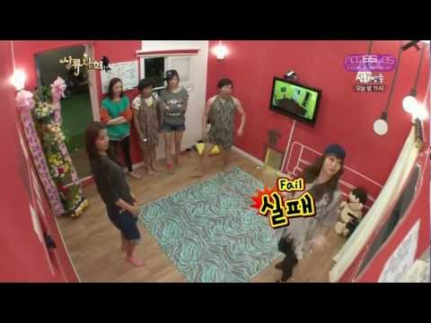 [AdoS Subs] 120512 JTBC Lee Soogeun & Kim Byungman's High Society EP22 - SISTAR Cut