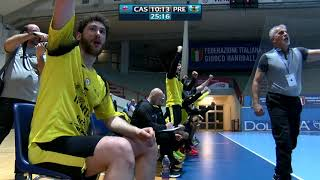 Coppa Italia 2019 | Highlights: Cassano Magnago - Pressano 23-26