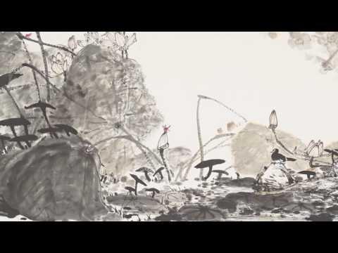 youtube影片:【人生燦爛如來意,大葉蓮花萬里情】 黃光男﹝大葉蓮花卷﹞