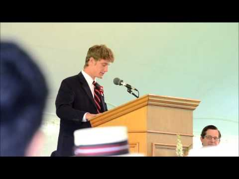 Groton School Graduation