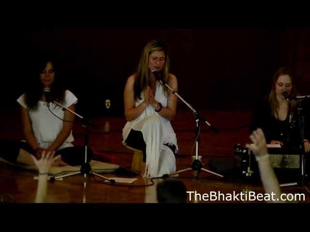 Lea Longo, Adishakti, Montreal Chant Fest 2013