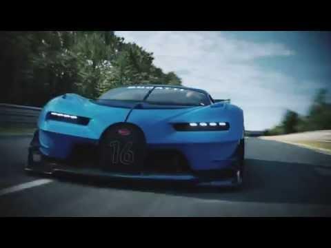 Gran Turismo 7 — Bugatti Vision Gran Turismo