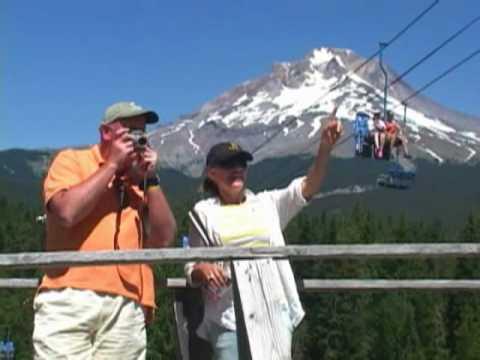 Oregon Mt. Hood Adventure Park at Ski bowl