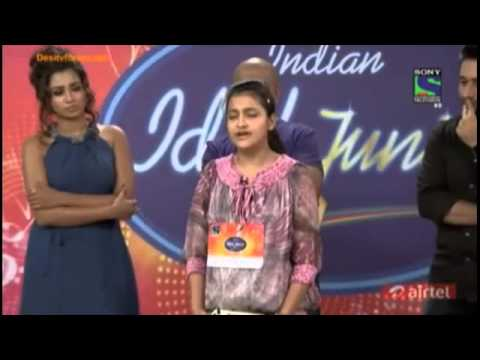 Indian Idol Junior 9th June 2013 Part 8 Kadi aa mil sanwal Best...