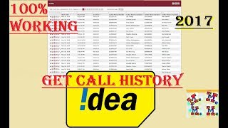 download lagu How To Get Call History Of Any Idea Prepaid gratis