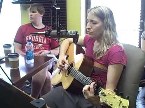 Laura Story sings