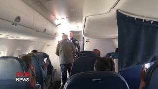 Delta Flight 5720 diverted to Tucson, escorted by fighter jets