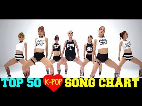 K-POP SONG CHART [TOP 50] OCTOBER 2015 [WEEK 3]