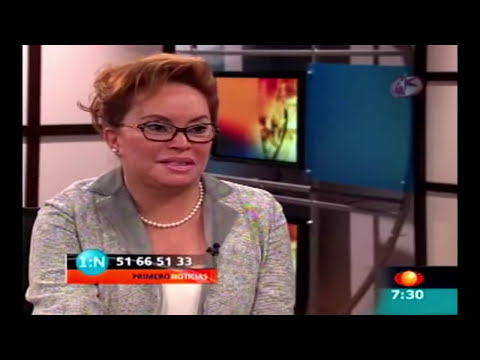 Entrevista a Elba Esther Gordillo