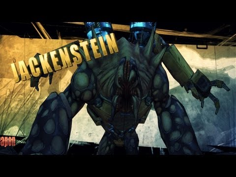 Borderlands 2: Hammerlock DLC - Jackenstein Boss Walkthrough