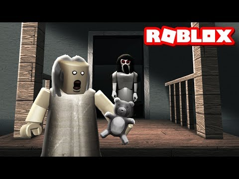 Watching video GRANNY ENDING REMAKE IN ROBLOX