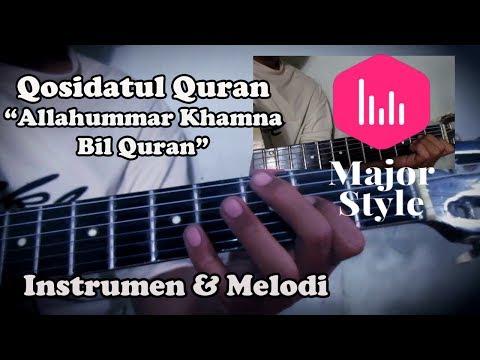Qosidatul Qur'an - Allahummarhamna Bil Qur'an