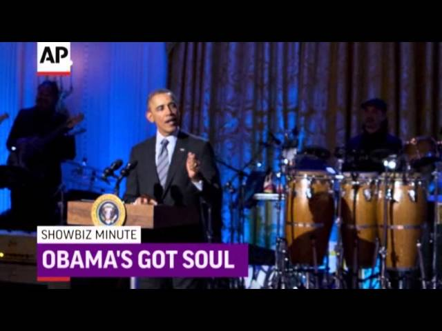 ShowBiz Minute: Bieber, Obama, Washington