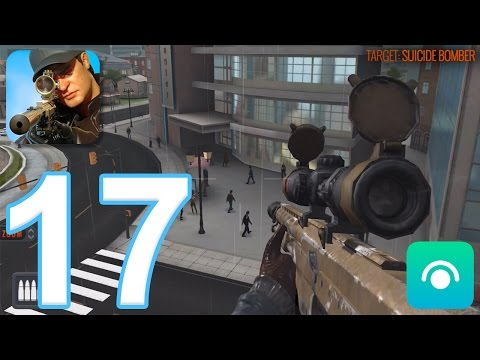 Sniper 3D Assassin: Shoot to Kill - Gameplay Walkthrough Part 17 - Region 6 (iOS, Android)