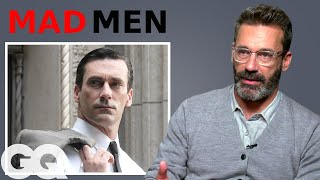 Jon Hamm Breaks Down His Most Iconic Characters | GQ