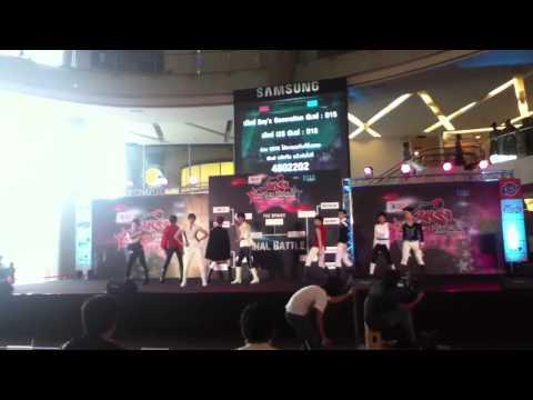 120825 – Boys' Generation|Cover SNSD::Thailand| JKN Cover Dance Battle 2012 [Final]