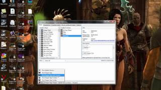 Dragon Age Origins - DAO Modmanager & How to use console command