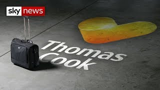 Thomas Cook customers thrown out of hotels