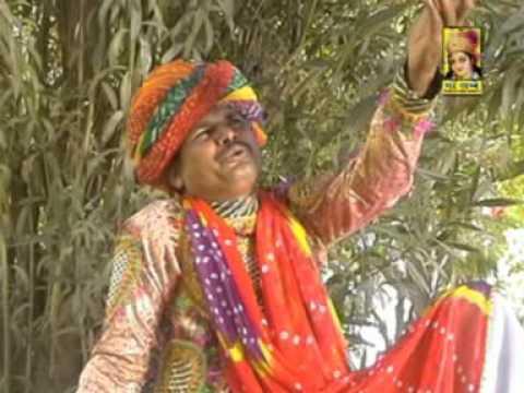 Patli Kamar Ghughriya Baal - Dal Badal Ri Odani - Rajasthani...