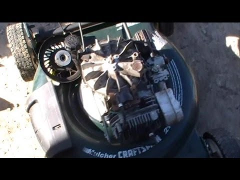 Briggs & Stratton Rough Idle & Backfire | How To Save Money And Do It Yourself!