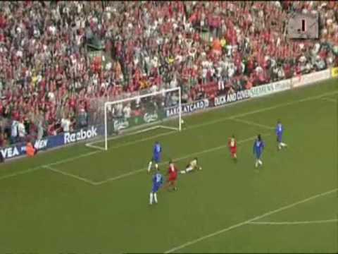 Liverpool - Michael Owen (goals)