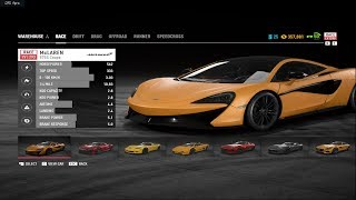 MCLAREN 570S COUPE(Need For Speed Payback)