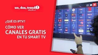 Especial: ¿Cómo ver canales gratis en tu Smart TV?