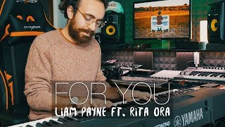 "Download Lagu ""For You"" - Liam Payne ft. Rita Ora - Fifty Shades Freed (Piano Cover) - Costantino Carrara Gratis STAFABAND"