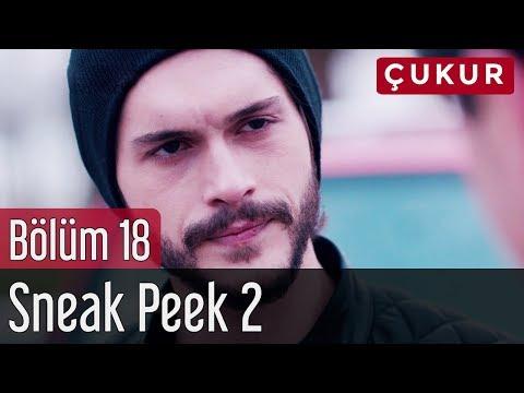 Çukur 18. Bölüm 2. Sneak Peek - Emrah Amir Meslektaşından Özür Diler