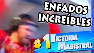 LOS MAYORES ENFADOS JUGANDO A FORTNITE   Folagor03