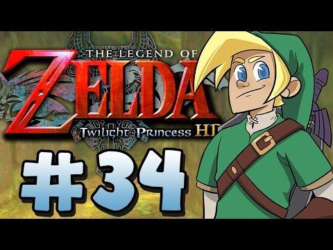 STAR GAME!   Zelda Twilight Princess HD #34