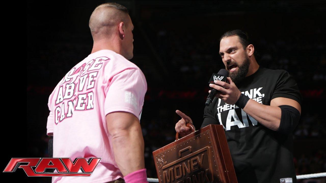World Heavyweight Champion John Cena John Cena vs