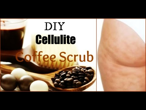 Cellulite: Facts & Coffee DIY ♥  نتكلم عن السيلوليت + وصفة القهوة الفعالة