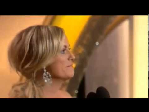 Amy Poehler Acceptance Speech Golden Globe Awards 2014 | HD