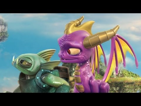 SKYLANDERS SPYRO'S ADVENTURE Launch Trailer