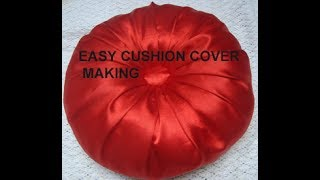 (11.8 MB) SUPER EASY ROUND cushion cover/pillow cover making Mp3