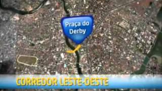 Projeto de viadutos e corredores no Recife para a Copa 2014