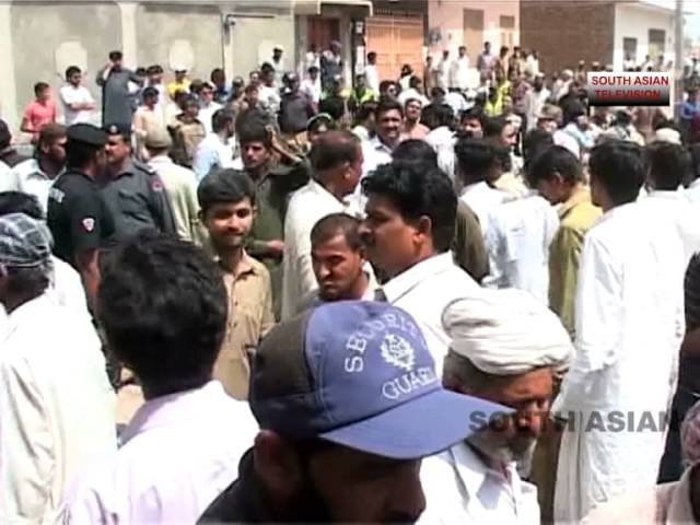 VIDEO OF KIDNAPPING OF FORMER PAKISTAN PM YOUSUF RAZA GILANI SON