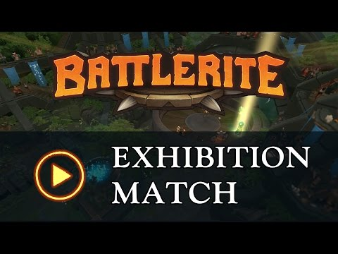Battlerite Early Access - Exhibition Match