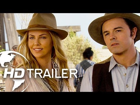 A Million Ways to Die in the West - #DerBulle deutsch / german HD