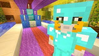 Minecraft Xbox - Cave Den - Sponge Throne (103)