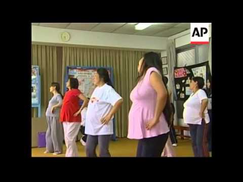 Health ministry approves plan to give pregnant women dance lessons