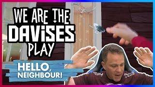 De frustratie bouwt | Hello Neighbor Final Release EP-9 | We Are The Davises Gaming