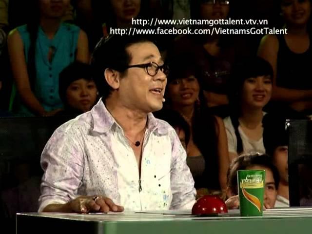 Vietnam's Got Talent 2012 - Vòng Bán Kết 3 - Các Thí Sinh Tập Luyện