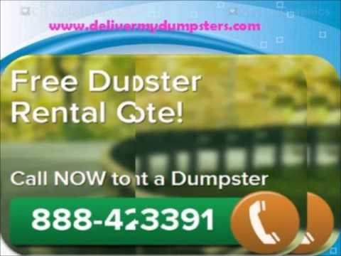 Dumpster Rental